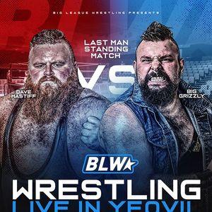 Big League Wrestling Yeovil