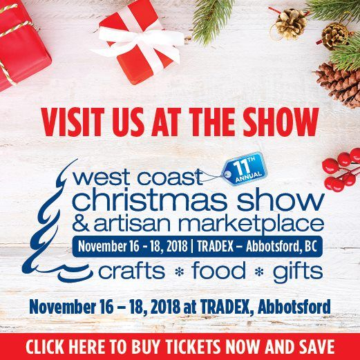 West Coast Christmas Show  Tradex Abbotsford