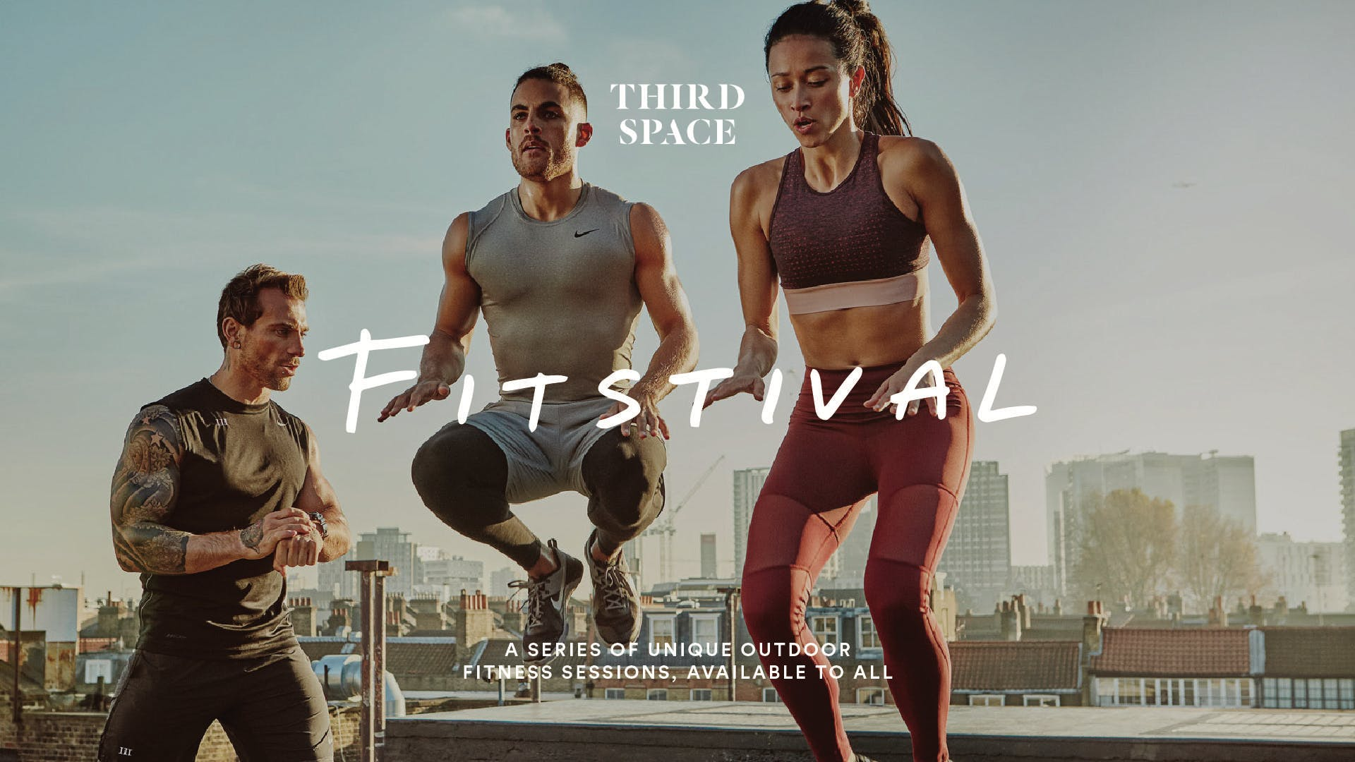 Third Space Fitstival - Pulse