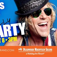 Big Kennys 3rd Annual Sturgis Rally Pool Party