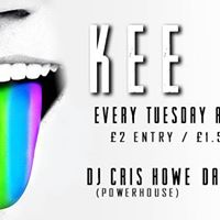Kee Kee Launch night - The Basement