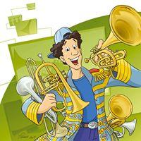 Concertino famille Les 7 trompettes de Fred Piston