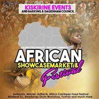 African Showcase Market &amp Festival
