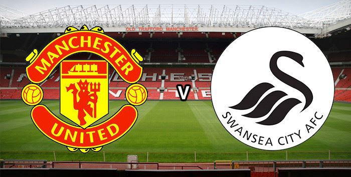 Image result for manchester united vs swansea