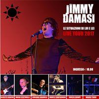 JIMMY DAMASI LIVE Teatro delle Ali BRENO (BS)