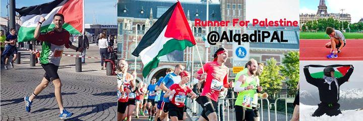 Team Palestine Amsterdam Marathon 15oct2017