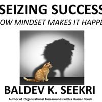 Seizing Success How Mindset Makes it Happen