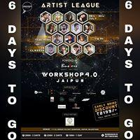 Artist league Workshop 4.0 Jaipur