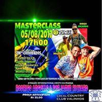 Master Class Internacional