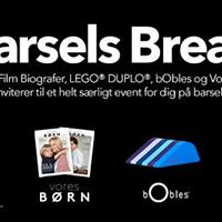 Barsels Break i Nordisk Film Biografer lborg