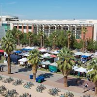 University of Arizona Main Campus Farmers Market  UA Mall