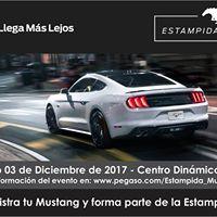 Estampida Mustang 2017