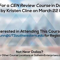 CEN Review Course - Dallas TX