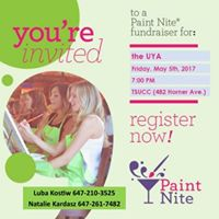Ladies PAINT NITE