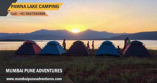 Pawna Lake Camping with Mumbai Pune Adventures