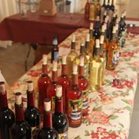 Wine and Chocolate tasting hosted by Katie and Martin Luther