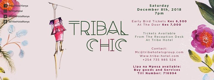 Tribal Chic 2018