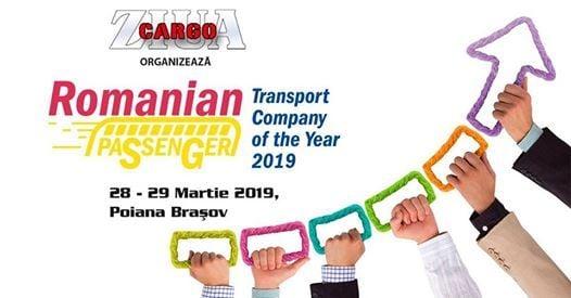 Romanian Passenger Transport Company of the Year 2019
