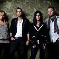 Skillet &amp For King and Country at SIU Arena Carbondale IL