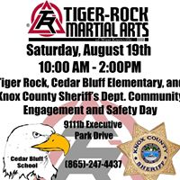 Anti Bully and Safety Community Day
