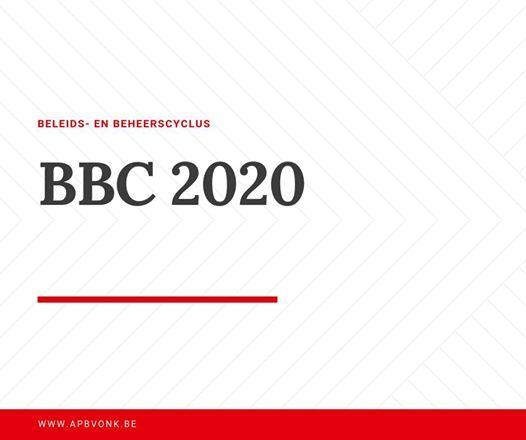 Aan de slag met BBC 2020 en de beleidsrapporten