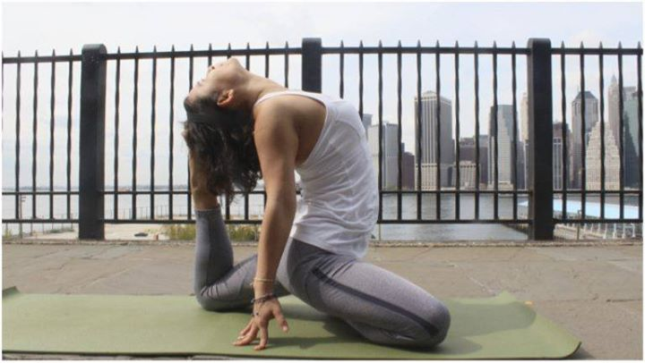 Heart Opening Practice for the Upper Body with Elizabeth G