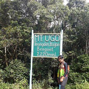 Mt.Ugo Traverse 2D1N