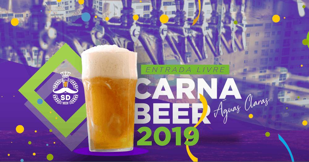 CarnaBeer 2019 - guas Claras