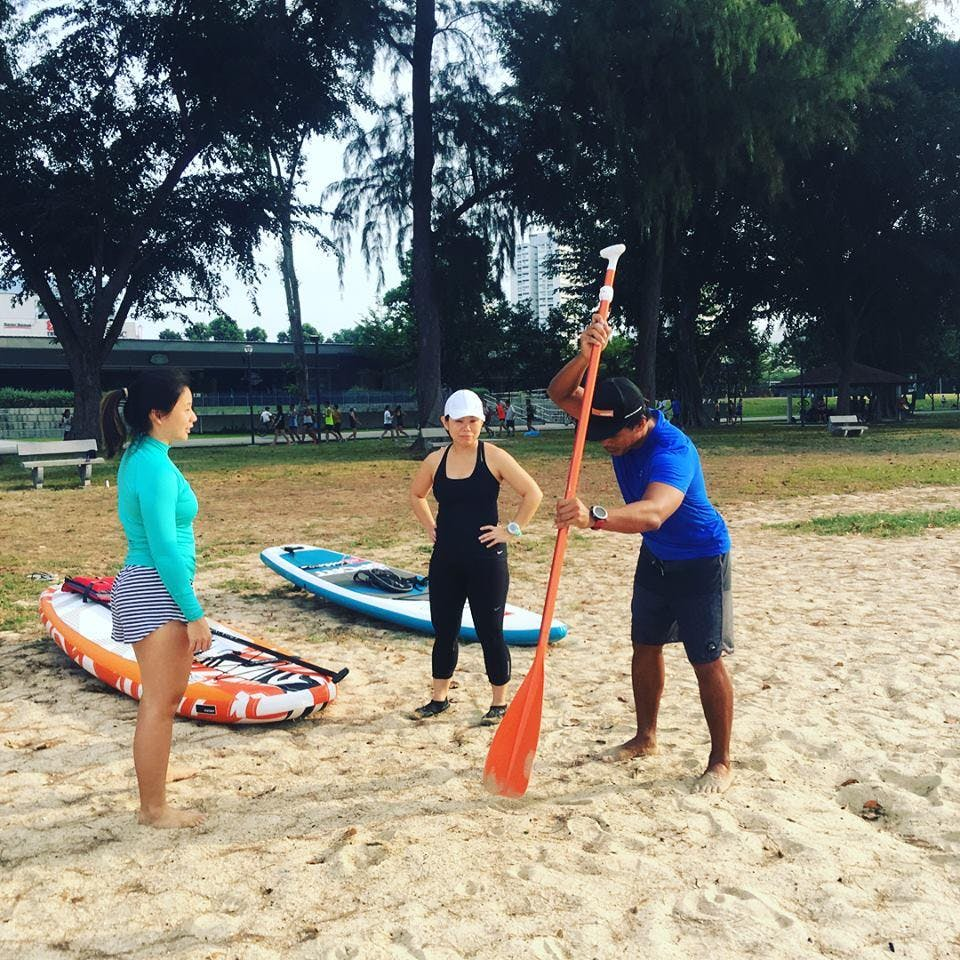SUP BEGINNER SESSION ( LEVEL 1 )