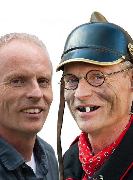 Norbert Neugirg & hullerngroove Satirische Lesung
