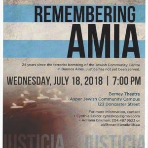 Remembering AMIA