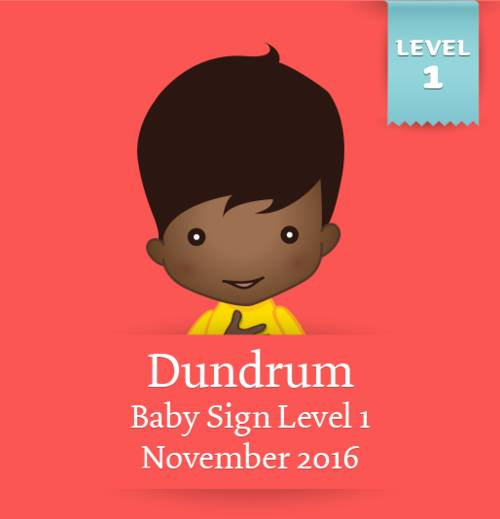 Beginners baby sign language course dundrum dublin