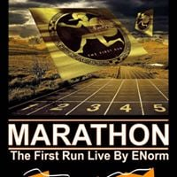 Marathon - The first run live by ENorm