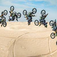 Monster Energy FMX BIG AIR Jump at CE ECSC