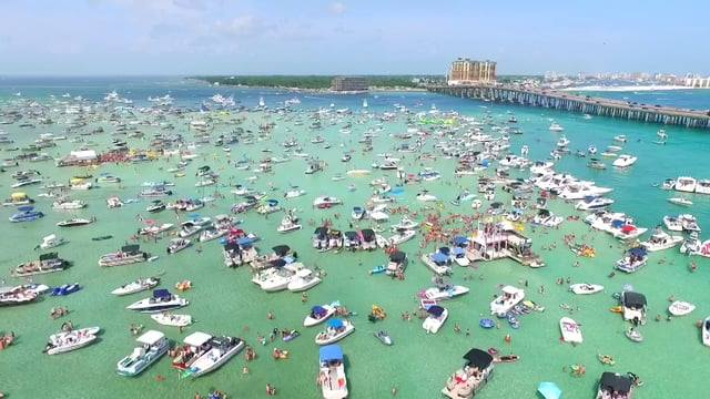 Emerald Coast Boat And Lifestyle Show At Pier Park Panama