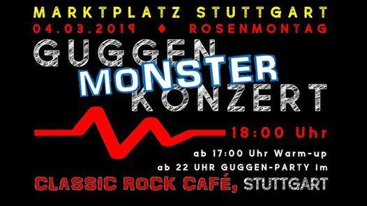 Groes Guggen-Monster-Konzert 2019