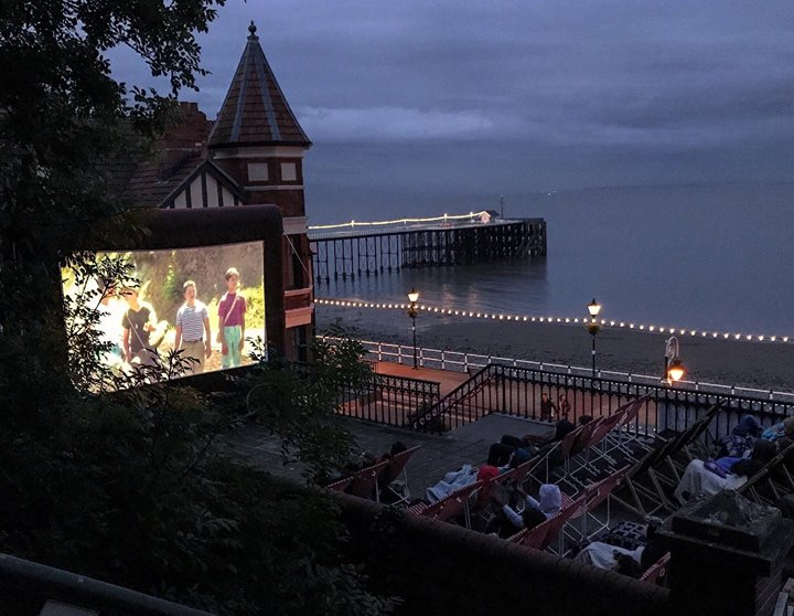 Penarth Rooftop Cinema