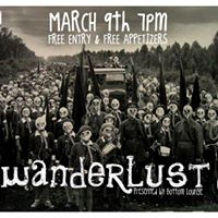 Wanderlust Art Show [3.9] at Bottom Lounge