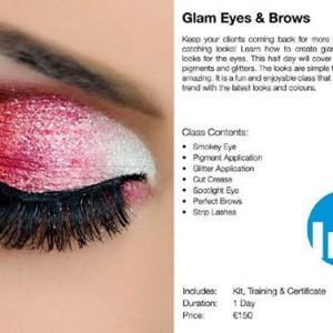 Glam Eyes &amp Brows