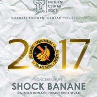 Shock bananeGKC - doek pravoslavne Nove godine