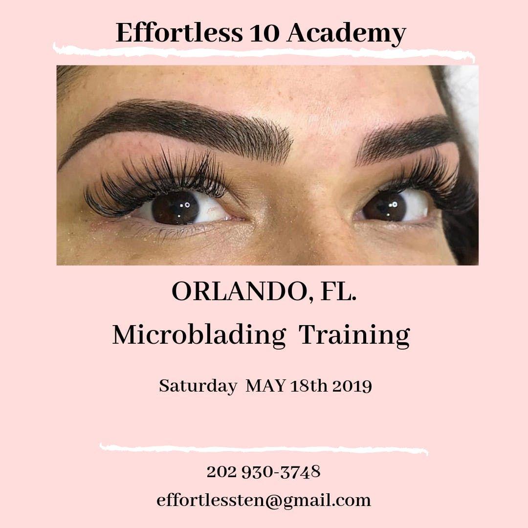 Effortless 10 Microblading Orlando Training at Orlando, Orlando