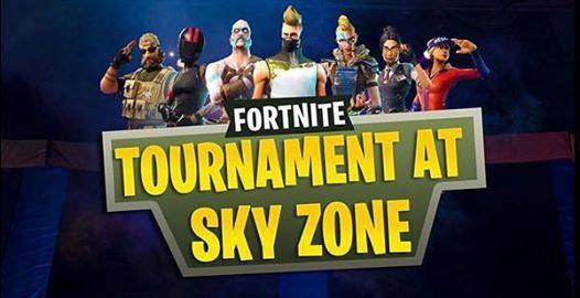 Fortnite Tournament at Sky Zone Vaughan