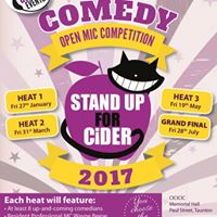 Stand Up For Cider - Heat 3