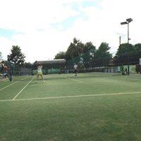 Annual Tennis Tournament starts