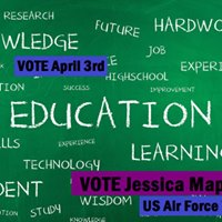 Vote Jessica Maple - Mosinee School Board - April 3 2018