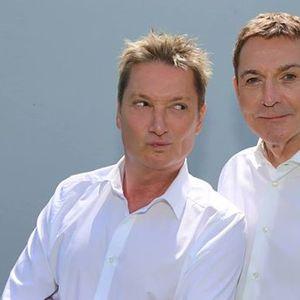 Bart Kall & Luc Appermont in De Roma