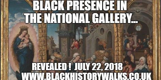 Black Presence in the National Gallery (July)