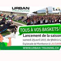 Lancement de la saison  Lausanne