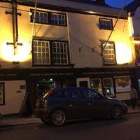 White Hart Inn Exeter - Paranormal Night