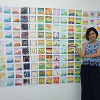 JPHAA Pastel Nagomi Art Assc.Instructor Course March18 ()